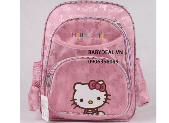 Balo Hello Kitty Cỡ Trung cho bé, shop mẹ và bé, giá rẻ tại tp hcm