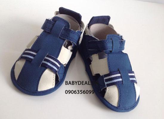 Giày Tập Đi Bé Trai - Mẫu 7 cho bé, shop mẹ và bé, giá rẻ tại tp hcm