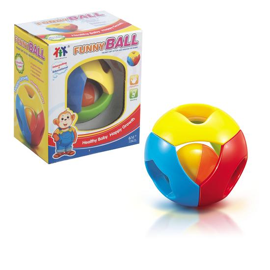 Banh Nhựa Lục Lạc Sunward- Set 2 Cái cho bé, shop mẹ và bé, giá rẻ tại tp hcm