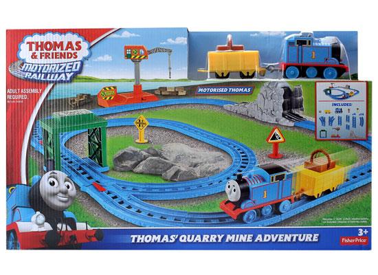 Bộ Đường Ray Vượt Công Trình Thomas &Friends At The Quarry cho bé, shop mẹ và bé, giá rẻ tại tp hcm