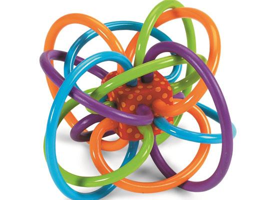 Xúc Xắc Ngậm Nứu Mahattan Toy Winkle