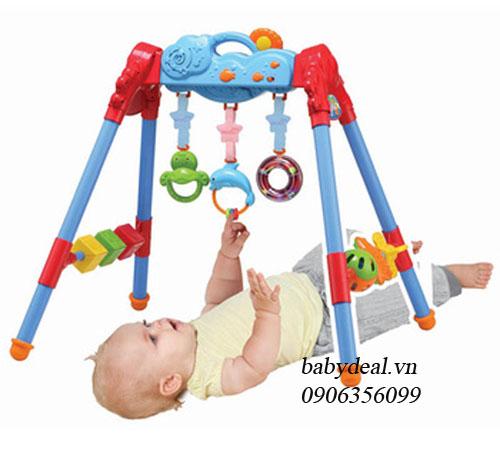 Kệ Chữ A WinFun 0816 cho bé, shop mẹ và bé, giá rẻ tại tp hcm