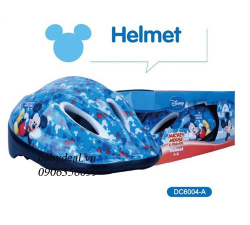Mũ Bảo Hiểm Disney DC6004 cho bé, shop mẹ và bé, giá rẻ tại tp hcm