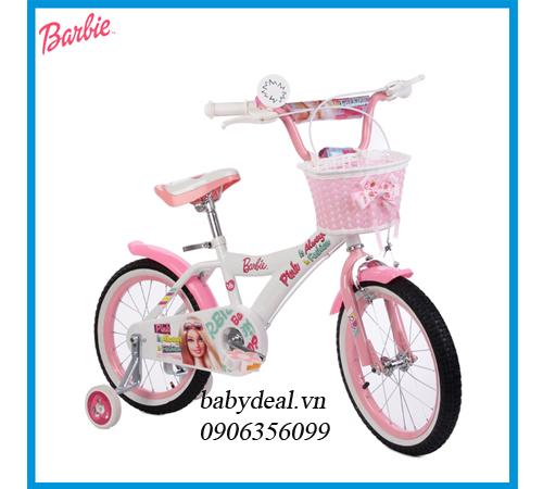 Xe Đạp Barbie