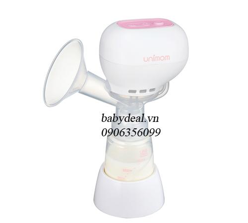Máy Hút Sữa Điện Đơn Có Pin Sạc Kpop Unimom