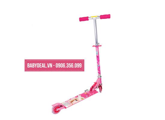 Xe Trượt Scooter Barbie Disney