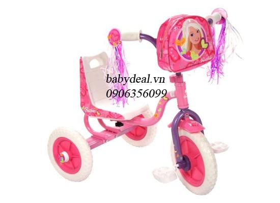 Xe Đạp 3 Bánh Barbie