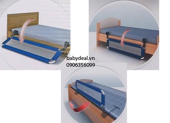 Chặn Giường Bettgitter XXL cho bé, shop mẹ và bé, giá rẻ tại tp hcm