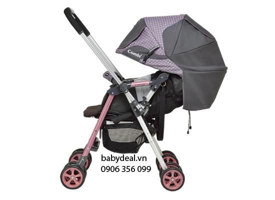 Xe Đẩy Combi Ampio Ap- 300 cho bé, shop mẹ và bé, giá rẻ tại tp hcm