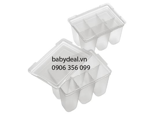 Khay Trữ Đông Richell 50ml cho bé, shop mẹ và bé, giá rẻ tại tp hcm