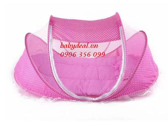 Màn Chống Muỗi Happy Baby cho bé, shop mẹ và bé, giá rẻ tại tp hcm