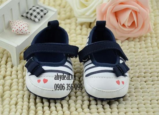 Giày Tập Đi Bé Gái- Mẫu 15 cho bé, shop mẹ và bé, giá rẻ tại tp hcm