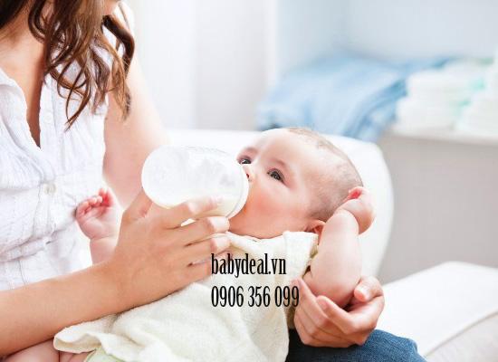 Bình Sữa Dr.Brown's Màu Xanh Hồng (Set 3 Bình 120ml) cho bé, shop mẹ và bé, giá rẻ tại tp hcm