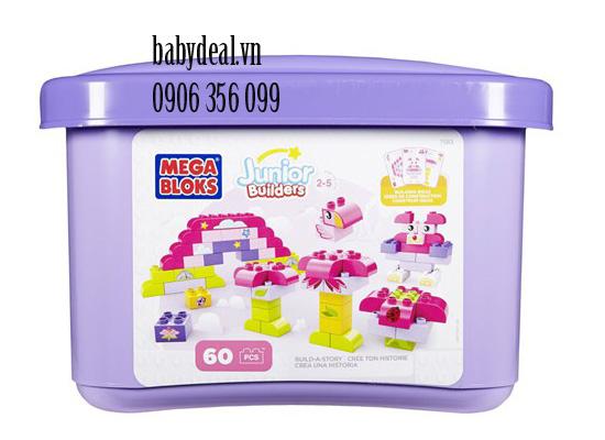 Xếp Khối Mega Bloks