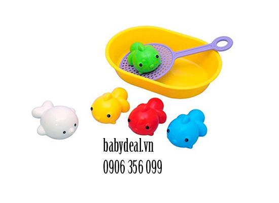 Bể Cá Sắc Màu Toyroyal cho bé, shop mẹ và bé, giá rẻ tại tp hcm