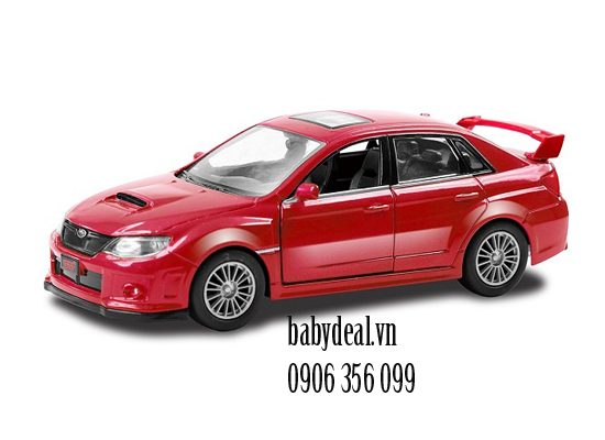 Xe Chạy Trớn Subaru WRX STI(2010) RMZ