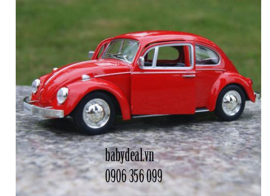 Xe Chạy Trớn Volkswagen Beetle 1967 RMZ