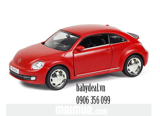 Xe Chạy Trớn Volkswagen New Beetle (2012) RMZ
