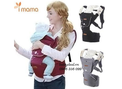 Địu Ai Mama Ngồi cho bé cho bé, shop mẹ và bé, giá rẻ tại tp hcm