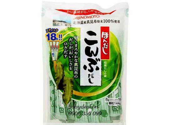 Hạt Nêm Rong Biển Ajnomoto cho bé, shop mẹ và bé, giá rẻ tại tp hcm