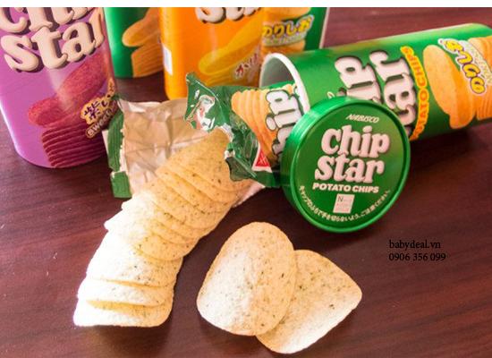 Bánh Snack Khoai Tây Chip Star