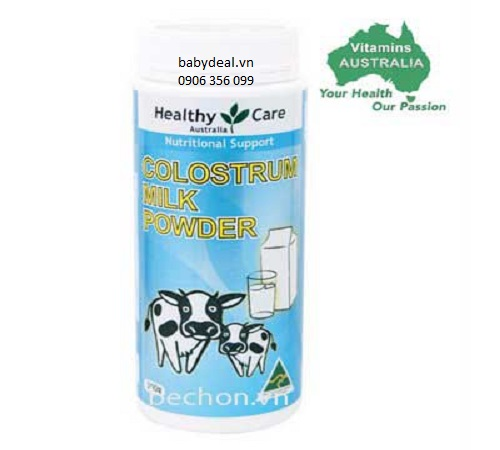 Sữa Bò Non Colostrum Healthy Care