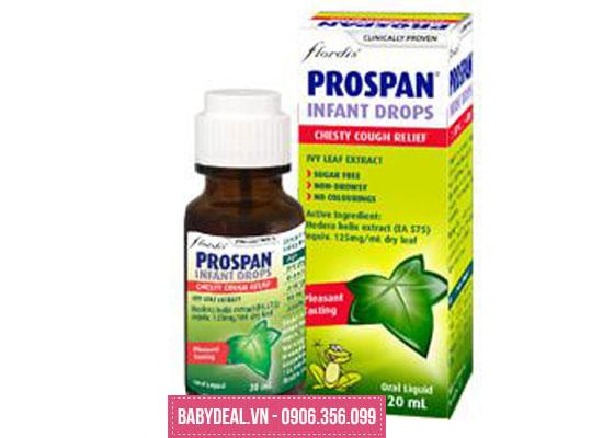 Tinh chất trị ho Prospan Úc 20ml cho bé, shop mẹ và bé, giá rẻ tại tp hcm