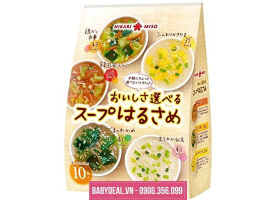 Miến Ăn Liền Ngũ Vị Hikari Miso (10 gói)