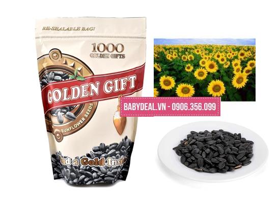 Hạt Hướng Dương Golden Gift Nhập Khẩu Nga (250g)